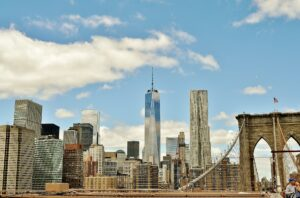 Photo of New York City to represent executive order and debt collection